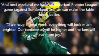 Petr Cech admits Chelsea's season will be shaped this week