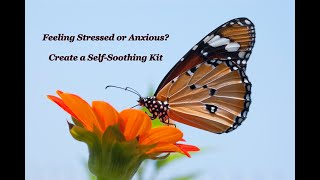 Feeling Stressed or Anxious?  Create a Self-Soothing Kit....