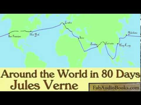 an overview of around the world in eighty days by jules verne Around the world: from 80 days to 4  since verne wrote around the world in 80 days as a  likely the inspiration for jules verne's around the world in eighty.