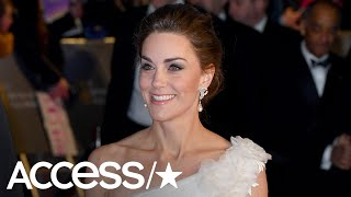 BAFTAs 2019: Kate Middleton, Timothée Chalamet & More Stun In Fierce Fashion | Access
