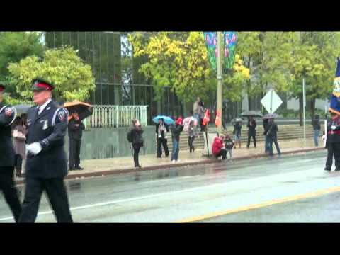 Canadian Police And Peace Officer's Memorial Parade Ottawa 2012