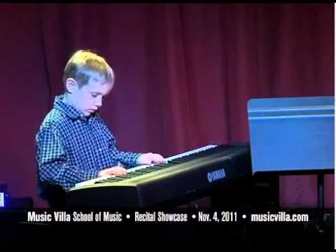 MV School of Music: Elliot Decker