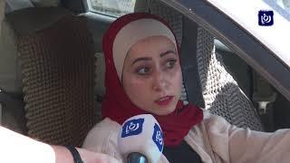 سرفيس شارع وصفي التل بين الحاجة وخطورة الموقع (26/10/2019)
