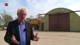 50 jaar Zuidelijk Flevoland: ontginningsschuur als eiland in het riet
