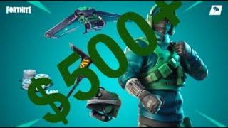 How to Unlock *EXTREMELY RARE* Geforce Bundle for *REALLY CHEAP* in Fortnite Battle Royale
