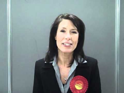 Debbie Abrahams is the Labour candidate