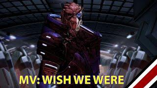 "Mass Effect 2 MV - Garrus & Shepard ""Wish We Were"""