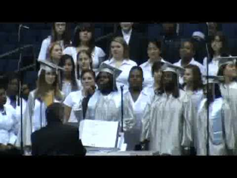 Columbus Alternative High School graduation, June 6, 2009