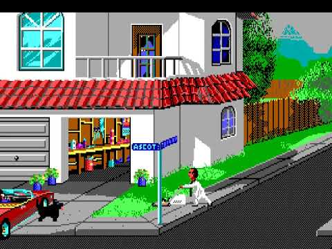 Leisure Suit Larry Goes Looking For Love Intro