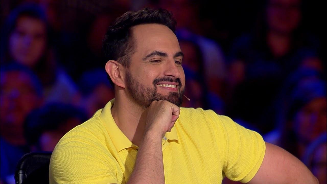 Agustin Egurrola nie mógł oderwać oczu od tej uczestniczki [Mam Talent!]