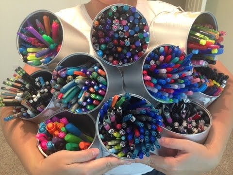 Girl has over 650+ pens! {My Pen Collection}