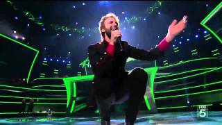 Play Come Pick Me Up (American Idol Performance)