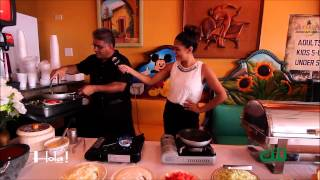 Azteca Mexican Grill | Hola! TV Show