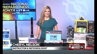 National Preparedness Month with Cheryl Nelson