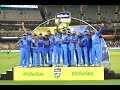 Watch: Sourav Ganguly reacts to India's historic bilateral ODI series win in Australia