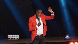 Njoro Comedian - Mzee ni Kujichocha