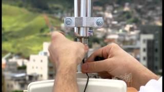 curso antenas de comunicao wireless conectando 3 prdios cursos cpt