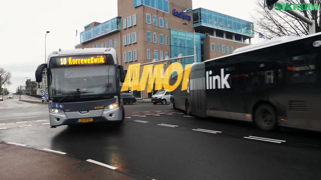 Elektrische stadsbussen met 'Moi-speaker': wel zo veilig