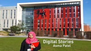 Studying a PhD in computing and cyber security - Asma's story