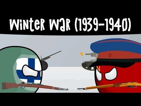 COUNTRYBALLS | Winter War (1939-1940)