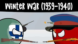 COUNTRYBALLS | Winter War (1939-1940)