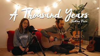 A Thousand Years Christina Perri Cover by The Macarons Project