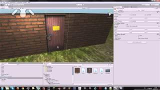 Unity3D как сделать дверь с замком  | by Konsordo