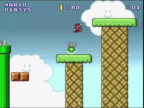 Süper Mario Oyunu Oyun Videosu