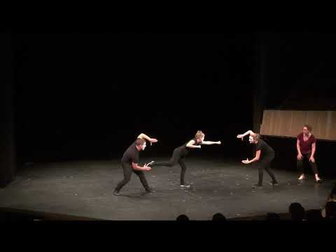 """Destination Everywhere"" Presented By Broken Box Mime Theater"