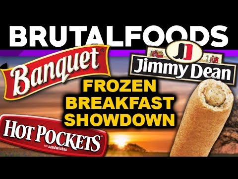 Frozen Breakfast Showdown - Frozen Food Reviews