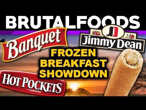 Frozen Breakfast Showdown – Frozen Food Reviews