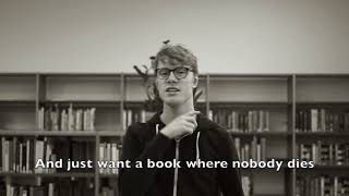 Library Rap: ''The Books You So Desperately Need''