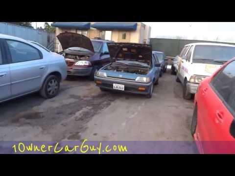 Car Parts Auto Part Cars Trucks For Sale Parting Out Fix & Repair Save Money $$$ Video Review