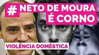 NETO DE MOURA (VIOLÊNCIA DOMÉSTICA) - QUERO LÁ SABER #54