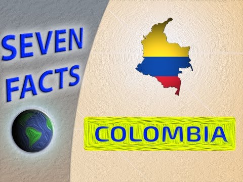 7 Facts about Colombia