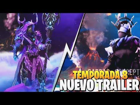 SE FILTRO EL TRAILER DE LA TEMPORADA 8 de FORTNITE? | FORTNITE: Battle Royale thumbnail