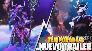 SE FILTRO EL TRAILER DE LA TEMPORADA 8 de FORTNITE? | FORTNITE: Battle Royale