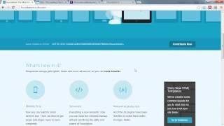 Using Zurb Foundation - Responsive Web Design