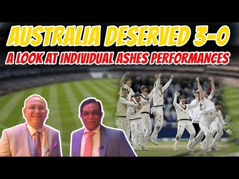 Australia deserved 3-0 | A look at Individual Ashes performances