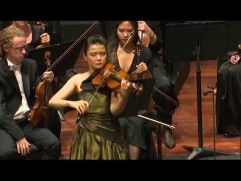 Karen Gomyo plays Mozart Violin Concerto No.3 (Asher Fisch & WASO)