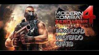 Modern Combat 4: Zero Hour  APK MOD + OBB (Mod Dinheiro Infinito)2017