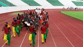Inicio da época desportiva Guiné-Bissau 2019 4k