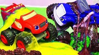Вспыш и чудо машинки: Вызов. Мультики про машинки Вспыш. Мультфильмы с игрушками для детей
