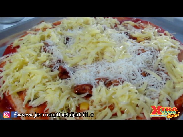 XTRA Special Meals - Homemade Pizza