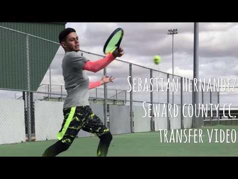 SEBASTIAN HERNÁNDEZ TENNIS TRANSFER VIDEO