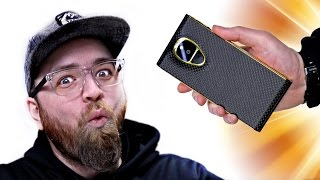 Unboxing The $20,000 Smartphone(This is one of the most expensive Android smartphones in the world. Sirin Labs Solarin - https://www.sirinlabs.com/ FOLLOW ME IN THESE PLACES FOR ..., 2016-12-25T22:20:49.000Z)