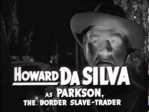 Border Incident   1  Howard Da Silva Movie 1949 HD
