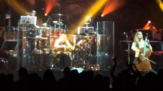 APOCALYPTICA - Grace (live @ Tempodrom Berlin 2014)