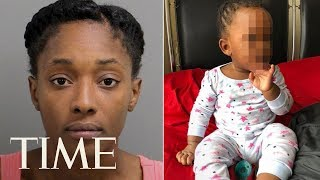 A North Carolina Mother Was Arrested After Video Of Her Baby Smoking Emerged On Social Media   TIME