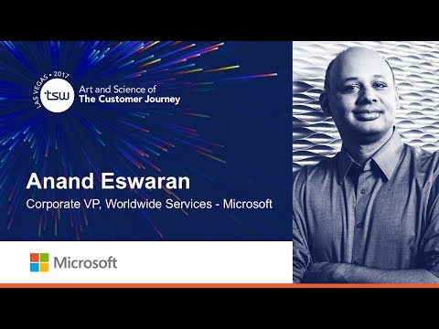 Leading Digital Revolutions Needs a Services Mindset, by Anand Eswaran. Microsoft